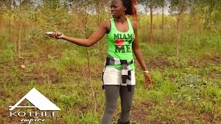 Madam Boss Stay Close PART 1 - Girls Performing Magic in the bush [Akothee]