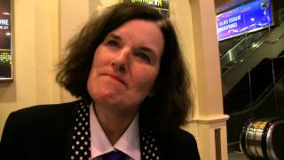 Paula Poundstone interview in Las Vegas re: Judy Tenuta, etc.
