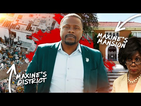 Maxine Waters Criticized Over Luxury Mansion by Congressional...