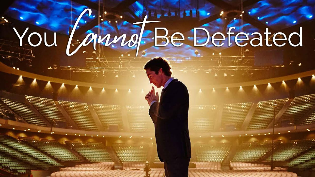 Download Joel Osteen | THE SPEECH THAT BROKE THE INTERNET: You Cannot Be Defeated! 🥳🎉