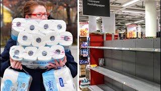 Först bunkrade svenskar toapapper - nu är det rusning efter det här