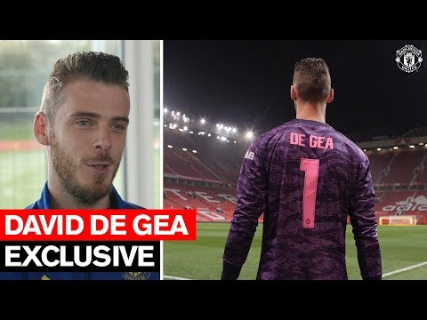 David De Gea signs new contract! Manchester United