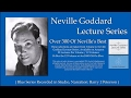 Neville Goddard Lecture Series Volume 2, Enter The Dream