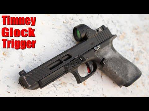 Glock 34 & New Timney Trigger FPS Range Day