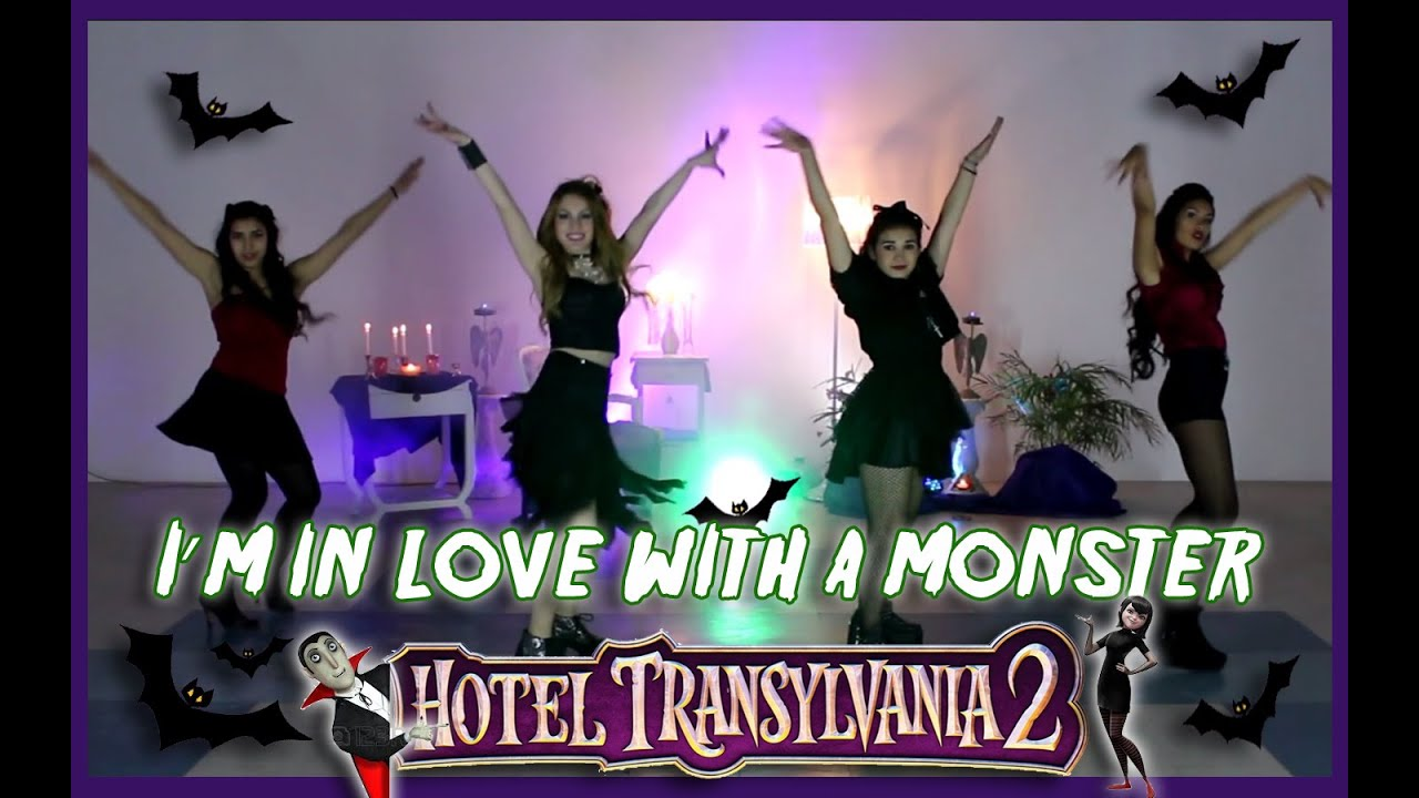 Hotel Transylvania 2 ' In Love With Monster