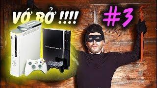 THIEF SIMULATOR #3: TRỘM ĐƯỢC PS3 LẪN XBOX 360 !!! VỚ BỞ RỒI =]]]