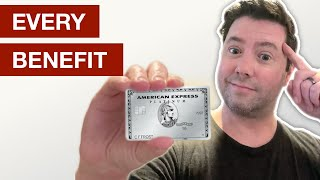 Amex Platinum Card Review 2021  COMPLETE GUIDE to the Platinum Perks