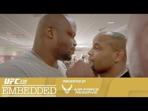 UFC 230 Embedded: Vlog Series - Episode 5