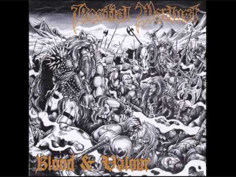 Bestial Warlust - Death Rides Out
