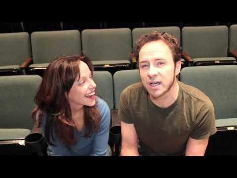 Meet the Cast video series: Stephanie Cozart and Douglas Harmsen