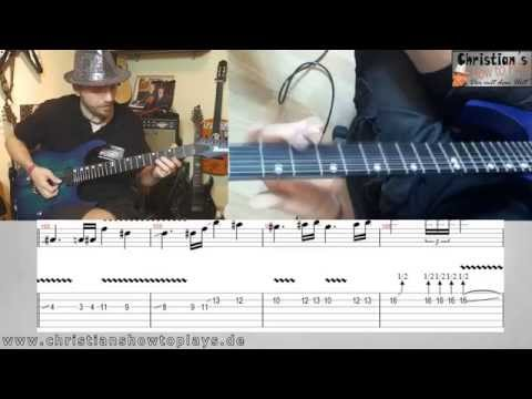 "★Avenged Sevenfold HAIL TO THE KING ""Solo"" 