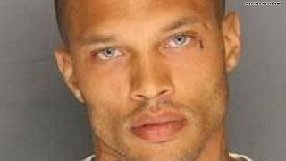 Hot mugshot or hot mess? Felon