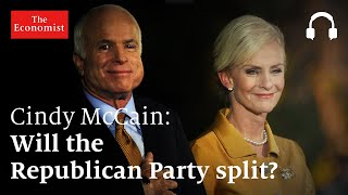 Cindy McCain: what next for the Republican Party? | The Economist Podcast