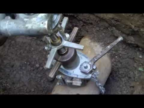 How-To: Mueller B-101 Drilling & Tapping Machine - 12 Oclock Position Hot Tap