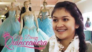 The Dress of My Dreams? - My Dream Quinceañera - Alyssa Ep.4