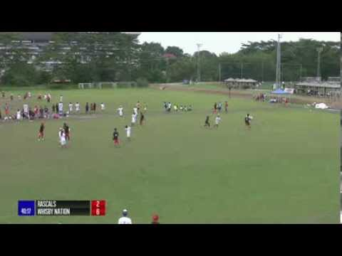 AOUCC13 Day 2 - Rascals Vs Whisby Nation