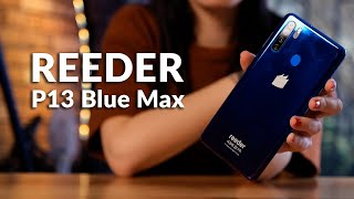 Reeder P13 Blue Max İnceleme - Yerli Üreticiden 2000 TL Altı Akıllı Telefon!