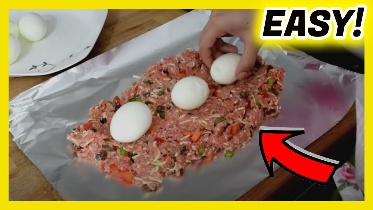 Easy embutido recipe filipino christmas food youtube forumfinder Image collections