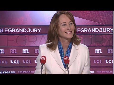 Le Grand Jury de Ségolène Royal, le 5 novembre 2017