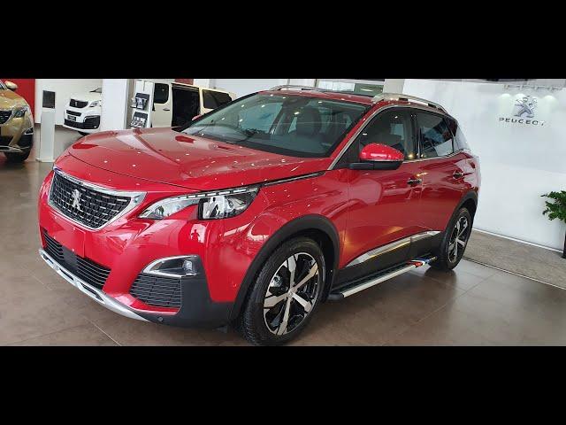 { Thực Tế } Phụ Kiện Peugeot 3008 all new 2018 - 2020