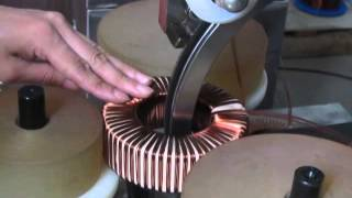 toroidal winding machine -toroidal winder -current transformer winding machine winding machine