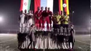 """反俄國同性戀歧視法影片 - """"歧視是新的奧林匹克運動"""""""