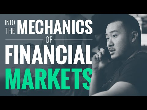 The mechanics of financial markets w/ Peter Zhang of Sang Lu