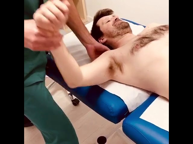 Terapia manual extremidad superior