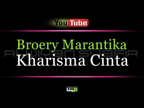 Karaoke Broery Marantika - Kharisma Cinta