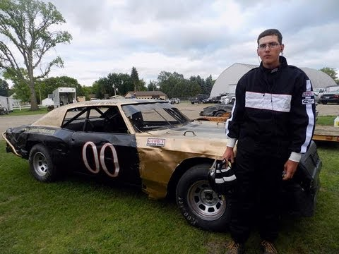 Robert Bladow 2012 Pure Stock Racing