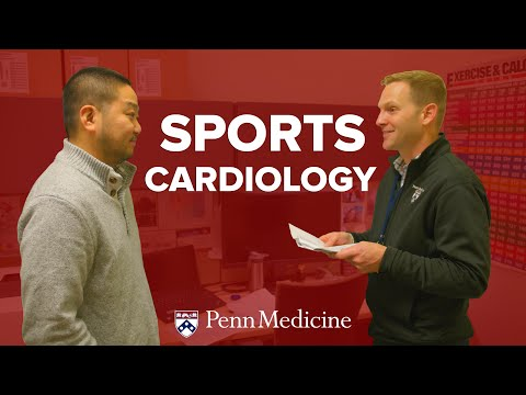Sports Cardiology at Penn Medicine