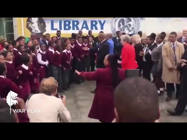 The Maybot Dance (White Men Must Die Remix)