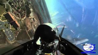 Inside the Cockpit of an F-22 Raptor