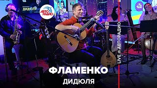 ДиДюЛя - Фламенко (LIVE @ Авторадио)