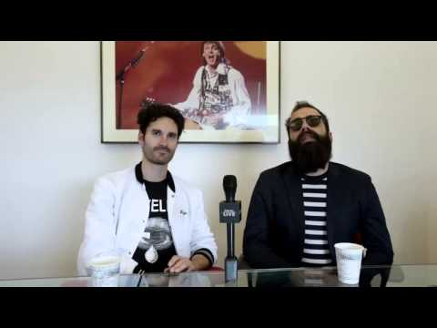 Capital Cities talk Safe and Sound, How they met, In A Tidal Wave of Mystery and more