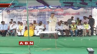 AP CM Chandrababu Naidu Speech In Polavaram Project Review Meeting | ABN Telugu