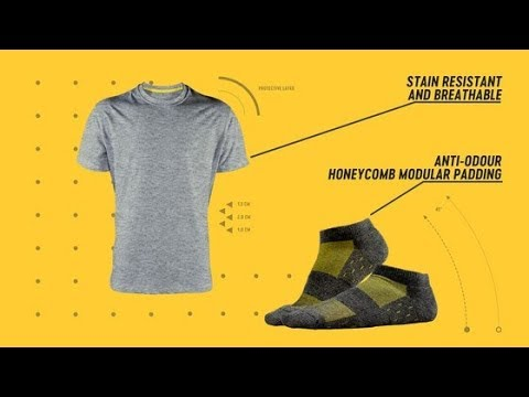 KOY Gear: Makers Of Invisible Technical Travel Clothing