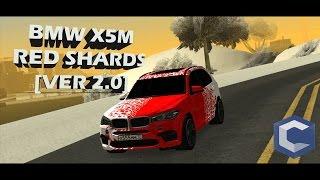 BMW X5M Red Shards [Ver.2.0] | MTA:CCD Planet | Yrasa