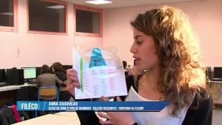 Economie : rapprocher les jeunes de l'entreprises