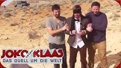 Joko im Death Valley | Joko gegen Klaas - Das Duell um die Welt | 31.10. um 20:15 Uhr auf ProSieben