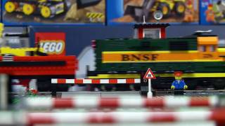 LEGO 4539 LEVEL CROSSING