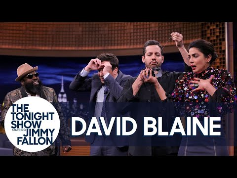 He Sewed His Mouth Shut On 'The Tonight Show Starring Jimmy Fallon'