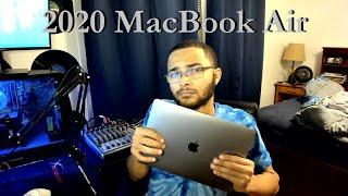 NEW 2020 MacBook Air (Space Gray)
