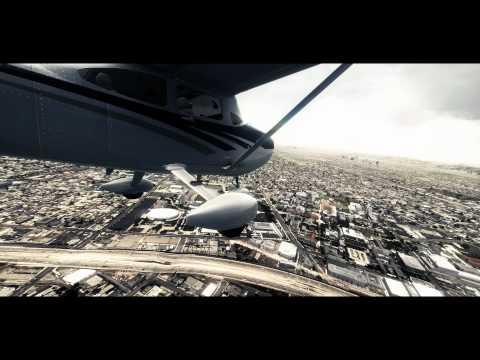 Aerosoft  US Cities Los Angeles Official Trailer!