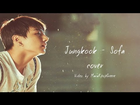 Jungkook(BTS) - Sofa Cover (Eng/Greek/Hangul/Rom)