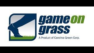 GameOn Grass Success!