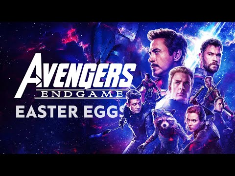 The Best Easter Eggs in AVENGERS: ENDGAME