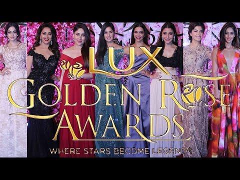 Lux Golden Rose Awards 2016 (FULL VIDEO)