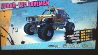 motorstorm arctic edge vehicles