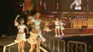 Performance from Hello! Project 2005 Winter - All Stars Dairanbu - ...